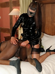 Black Guy Dominated By Nyloned Bitch^nylon Extreme Nylon Pics Picture Free Gallery